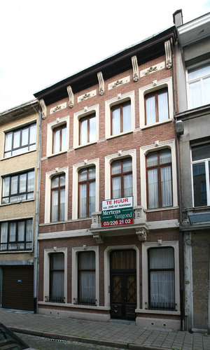 Antwerpen Lange Noordstraat 9