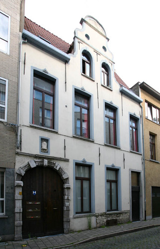 Antwerpen Lange Noordstraat 19