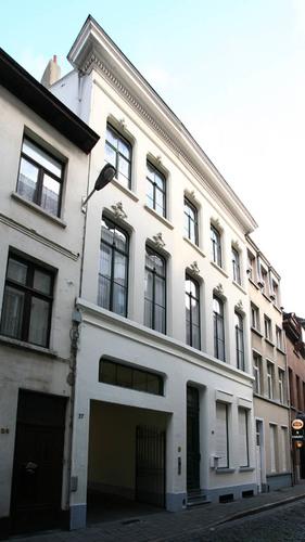 Antwerpen Lange Noordstraat 27-29