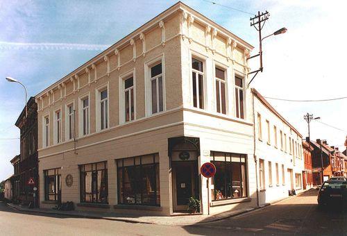 Kluisbergen Stationsstraat 9-11