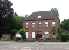 Vrijstaand burgerhuis