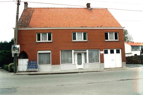 Wortegem-Petegem Oudenaardseweg 38
