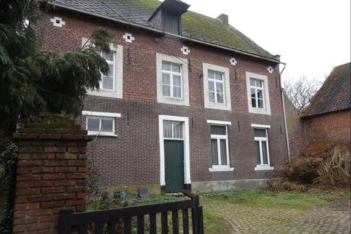 Holsbeek Leuvensebaan 298 Erfgevel