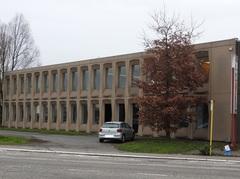 Kantoorgebouw van Mecra Metam Corporation NV