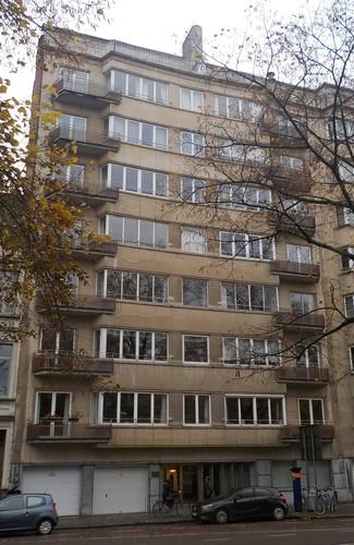 Appartementsgebouwen Residence Vendôme van 1958