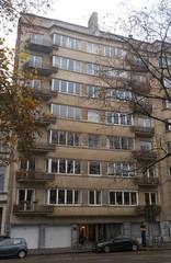 Appartementsgebouwen Residence Vendôme en Green Park van 1958