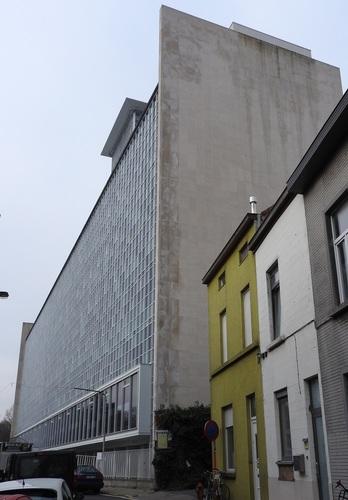 Universiteitsgebouw Ledeganck