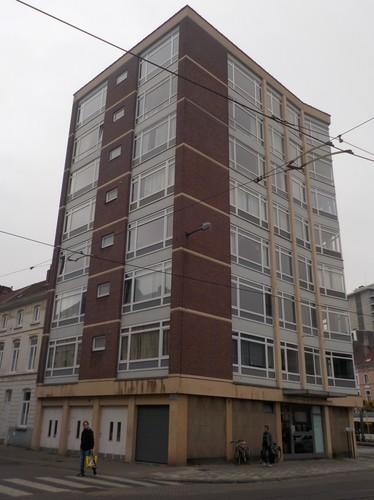 Appartementsgebouw Westrode