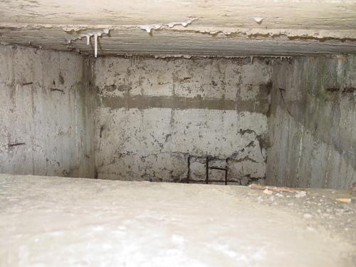 Passendale Tynecotstraat znr zuidelijke bunker