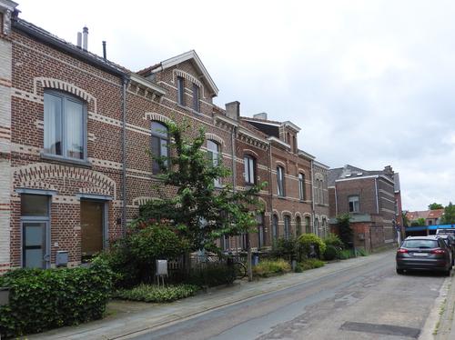 Heverlee Albert Stainierstraat 29-41 ensemble met Korbeek-Losestraat