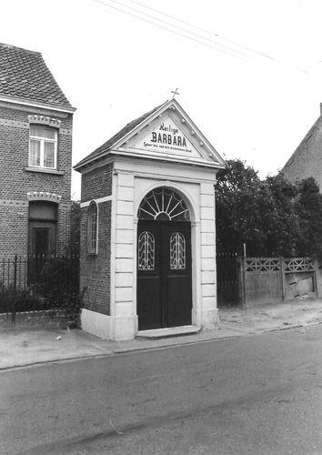 Sint-Niklaas Gyselstraat zonder nummer