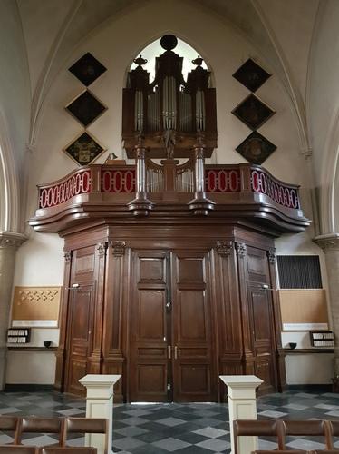 Kortenberg Dorpsplein zonder nummer Orgel