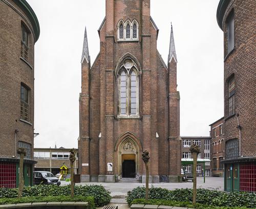 Klooster- en schoolkerk der Hiëronymieten