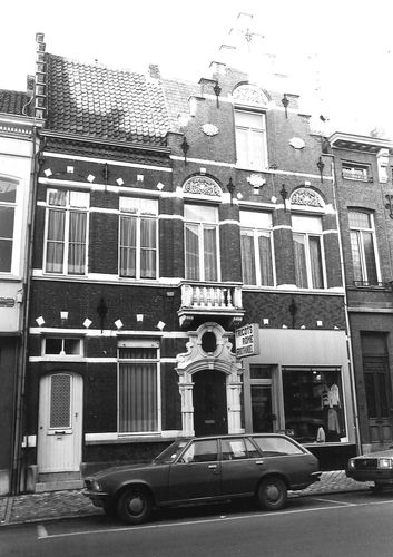 Sint-Niklaas Mercatorstraat 4-6