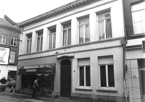 Sint-Niklaas Nieuwstraat 28