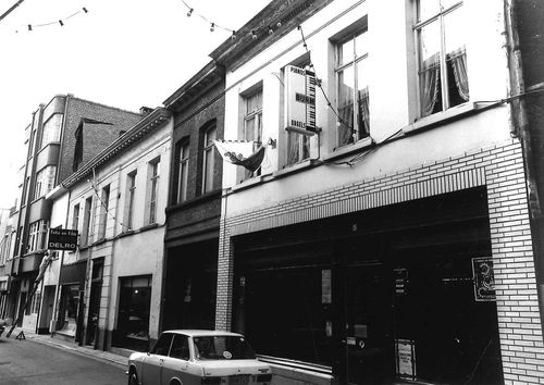Sint-Niklaas Nieuwstraat 25-29