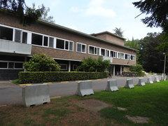 Studentenhuis en kapel Pius X