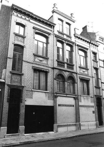 Sint-Niklaas Regentiestraat 24-26