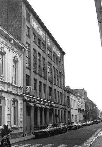 Sint-Niklaas Regentiestraat 42-50