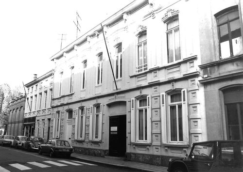 Sint-Niklaas Regentiestraat 34-40