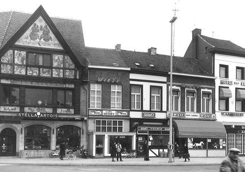 Sint-Niklaas Stationsplein 1-5