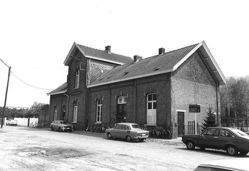 Sint-Niklaas Stationswegel 1-3