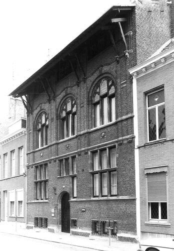 Sint-Niklaas Zamanstraat 41