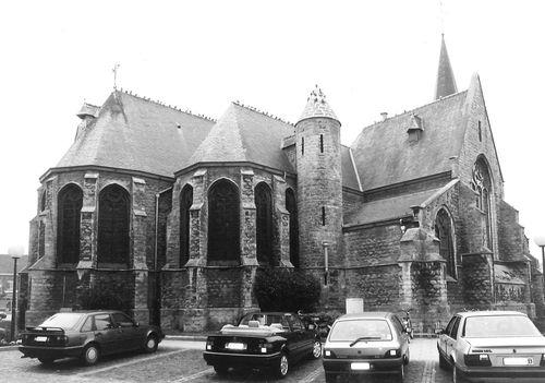 Nijlen Kerkstraat zonder nummer