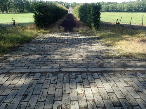 Malle Westmalle Toegangsdreef abdij