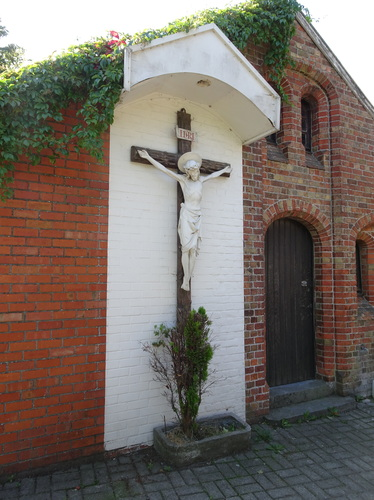 Jabbeke Oude Dorpsweg 75 Crucifix