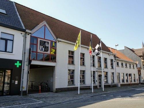 Jabbeke Dorpsstraat 3 Gemeentehuis