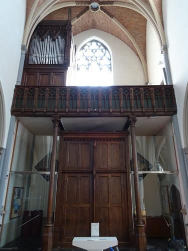 Jabbeke Kerkeweg 1 Orgel