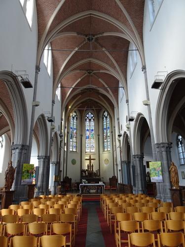Jabbeke Kerkeweg 1 Interieur