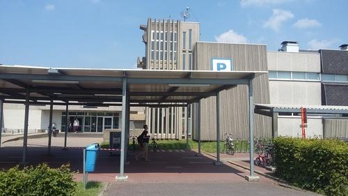 Werkplaatsen van het Hoger Rijksinstituut voor Technisch en Handelsonderwijs
