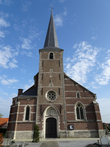 Glabbeek Doelaagstraat 5 westzijde