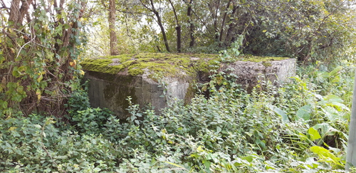 Leuven Lijnloperspad: bunker KW-linie