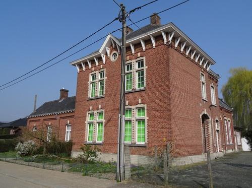 Borgloon Gotemstraat 20 Gemeentehuis