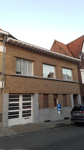 Modernistisch burgerhuis