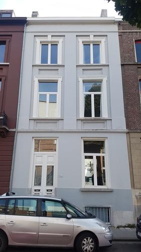 Neoclassicistische eenheidsbebouwing