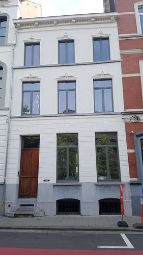 Neoclassicistisch burgerhuis