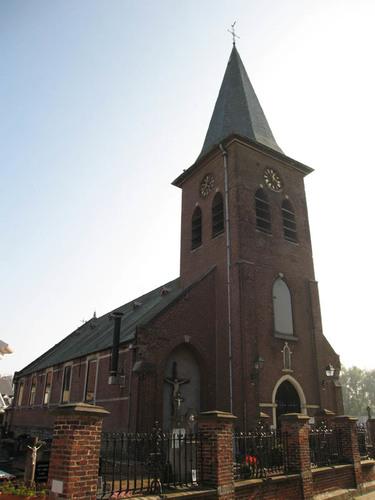 Dentergem Kerkplein zonder nummer Heilige Martinuskerk