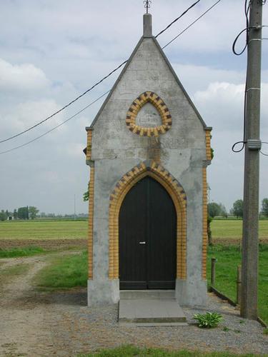 Dentergem Kruisstraat zonder nummer Onze-Lieve-Vrouw van Lourdeskapel