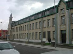 Rust- en verzorgingstehuis Onze-Lieve-Vrouw van Lourdes