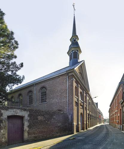 Klooster grauwe zusters franciscanessen