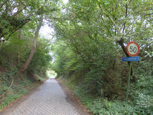 Kasseiweg Herpendalstraat