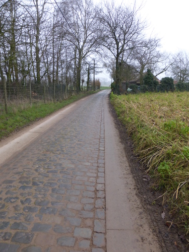 Kasseiweg Middelbosstraat