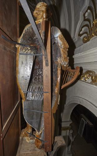 Sint-Carolus Borromeuskerk, Sodaliteit en Professenhuis