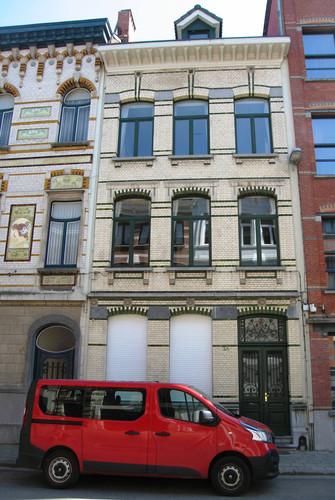 Antwerpen De Waghemakerestraat 38