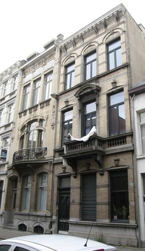 Antwerpen Nachtegaalstraat 37