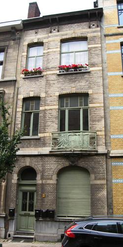Antwerpen De Marbaixstraat 15